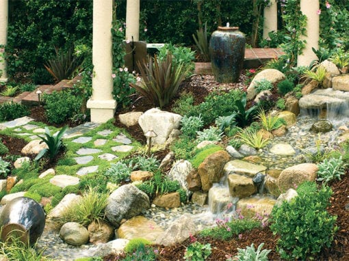 Pasadena Showcase 2008 | 35′ Pondless