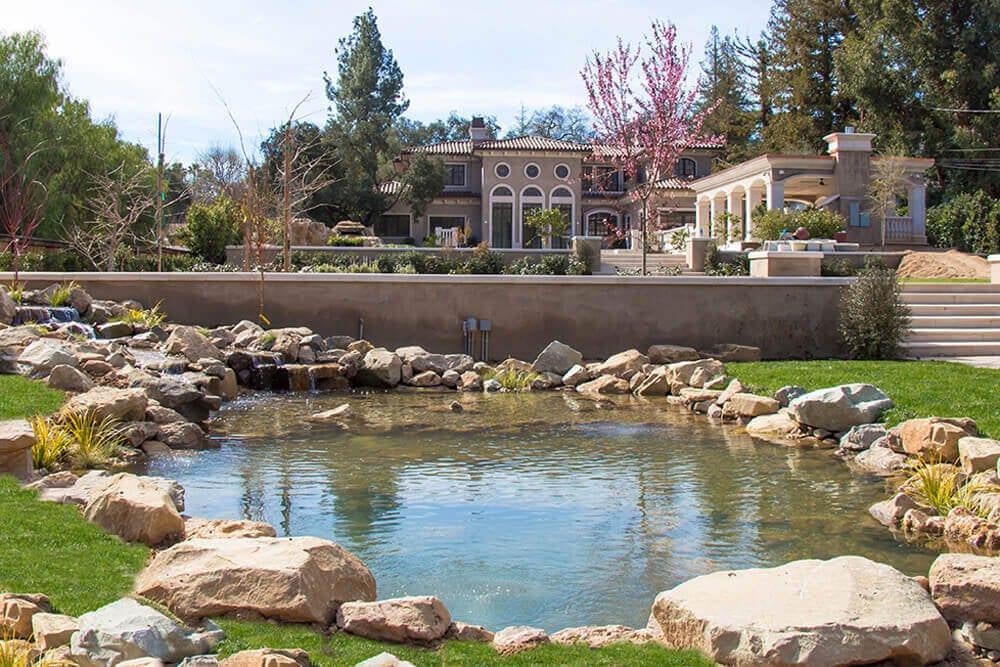 After-Estate Pond