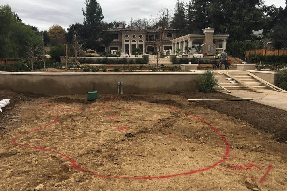 Before-Estate Pond