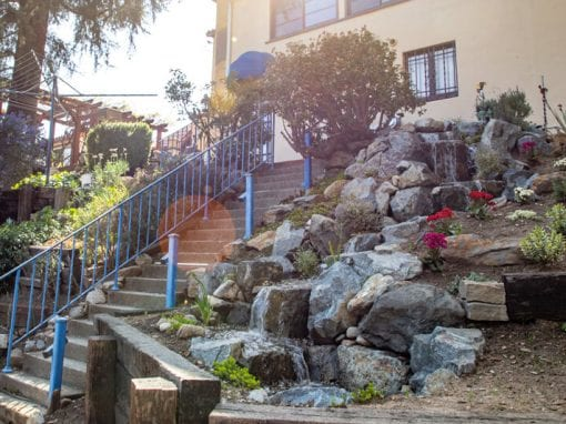 The Foothills | 16′ Pondless Waterfall